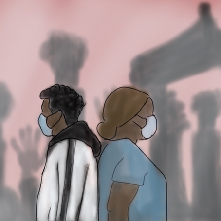 What does it mean to be Black in America during a pandemic?