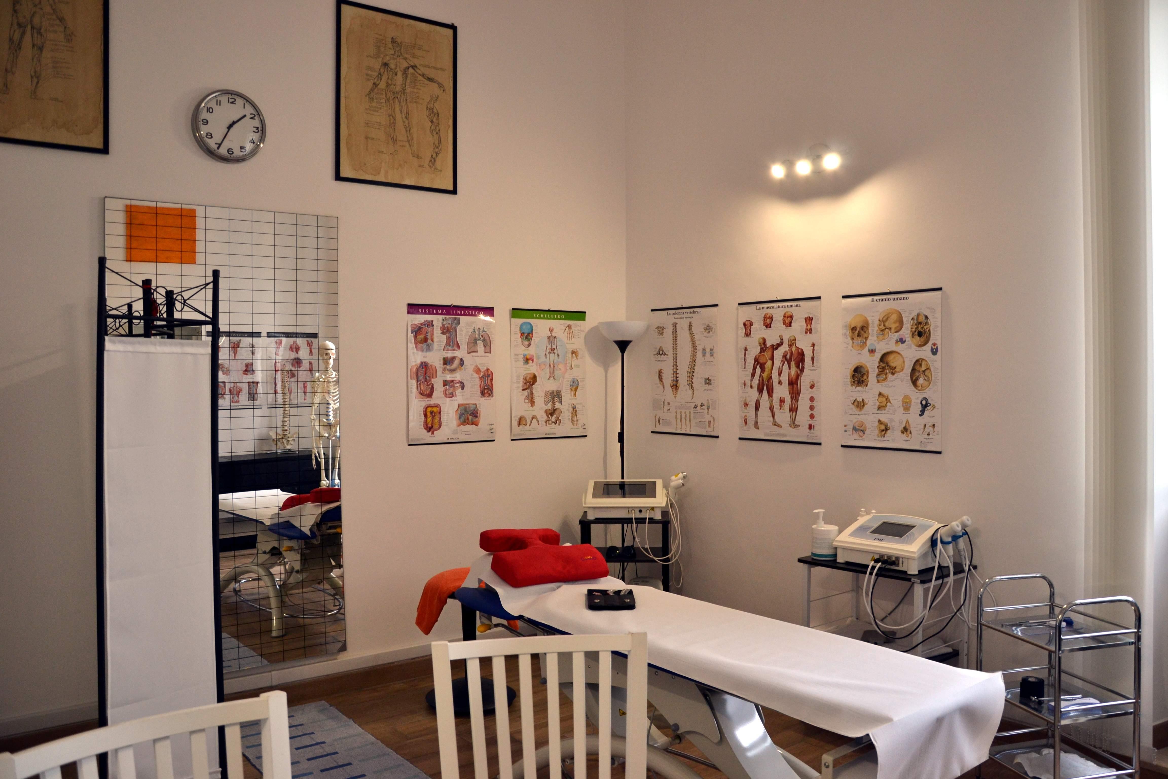 Fisioterapia - Osteopatia