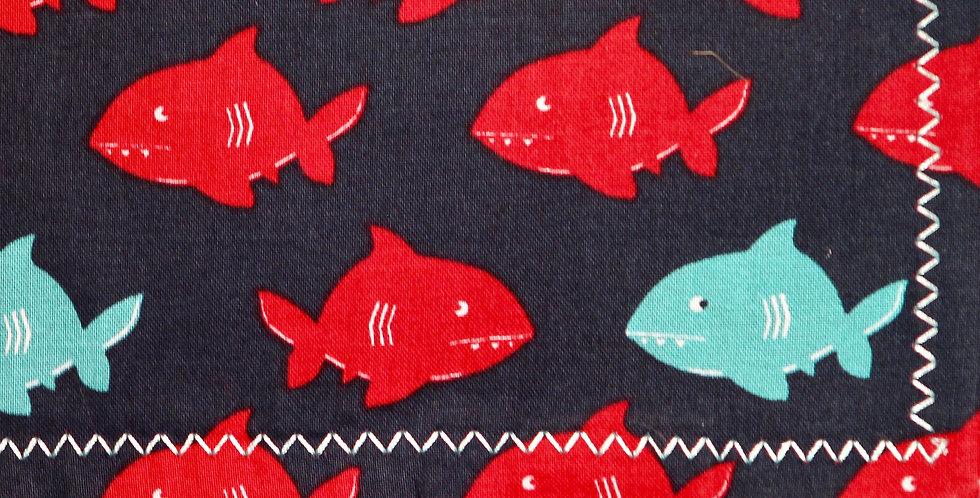 Piranha Handkerchief