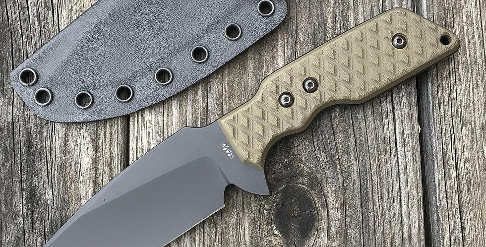 Mark I Large - Fixed Blade