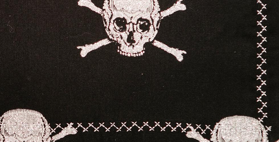 Skull 2 Handkerchief