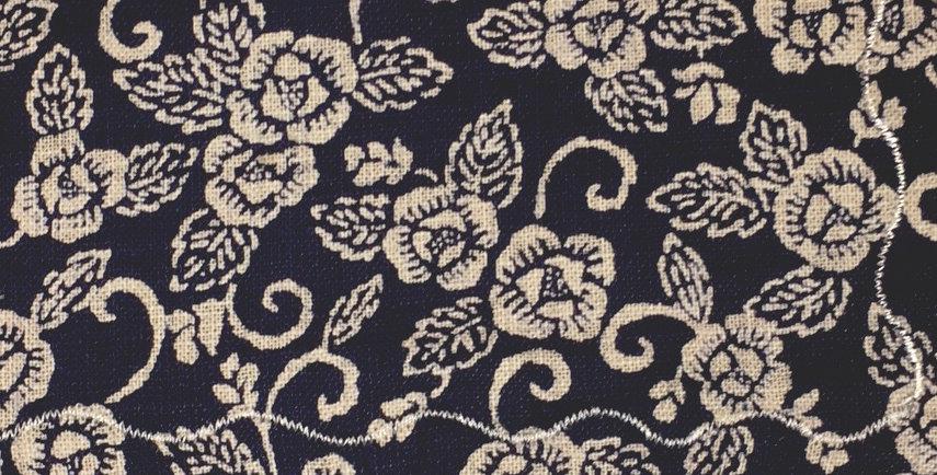 Japanese Flower Handkerchief