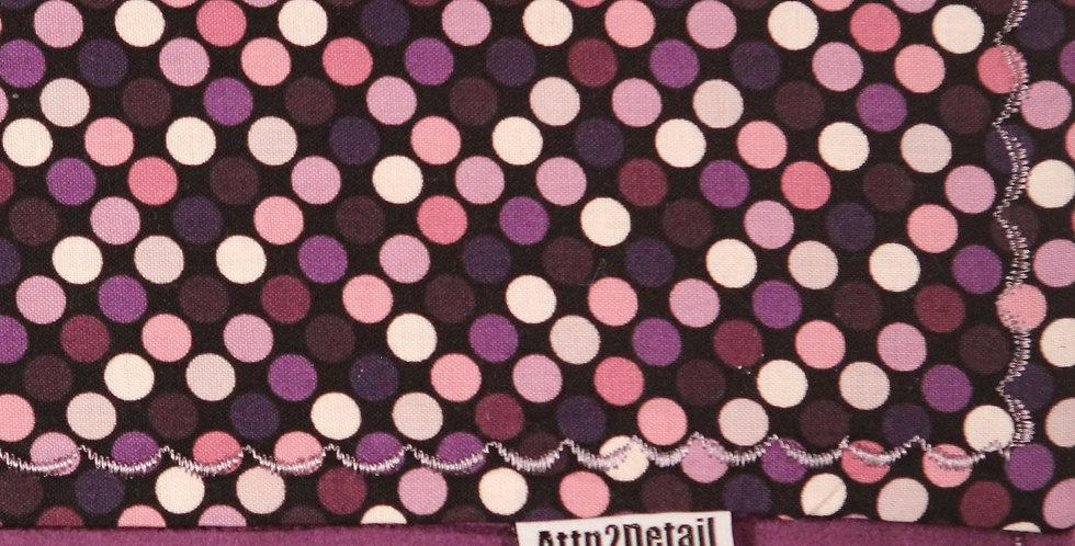 Purple Polkadot Set