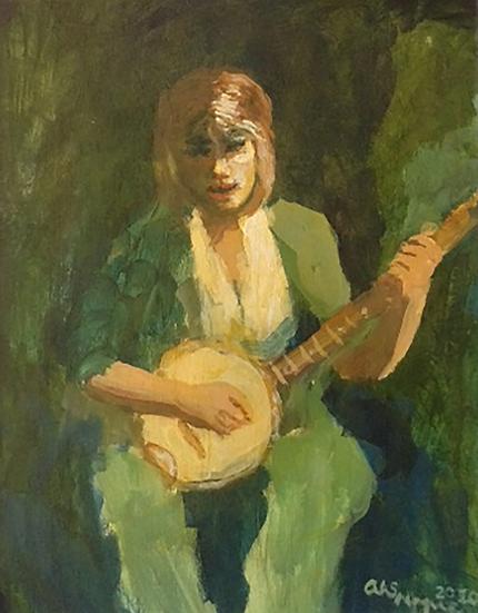Banjo Girl