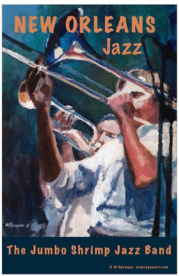 The Jumbo Shrimp Jazz Band
