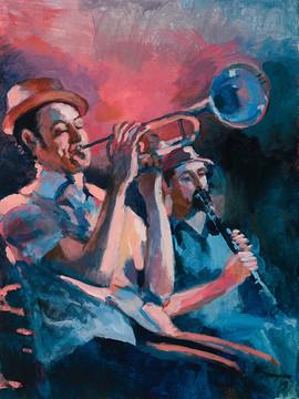 Dapper Dandies Trumpet