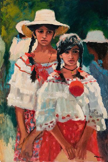 Rosalinda y Sobrina
