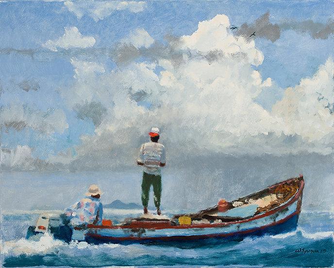 Buscando Pesca