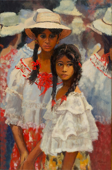 Rosalinda and Sister