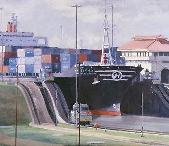 Panamax Miraflores