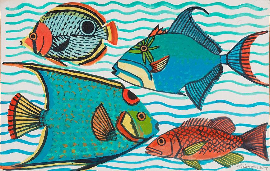 Aray of Fish