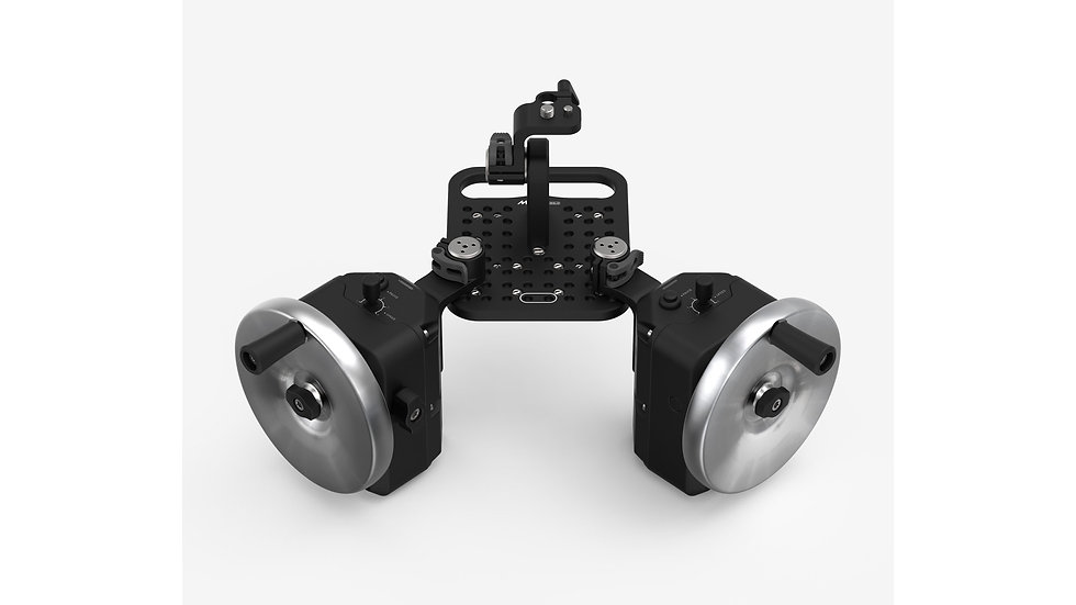 MoVI Wheels for MoVI Controller