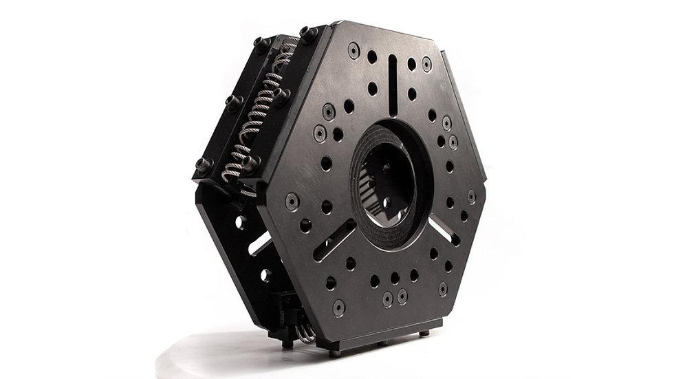 Clover Vibration Isolator Shock Absorber