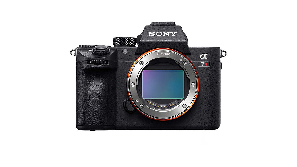 Sony α7R III 35mm Mirrorless Full-Frame Camera A7Riii