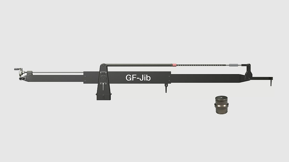 GF-Jib High Capacity Fixed Arm Jib