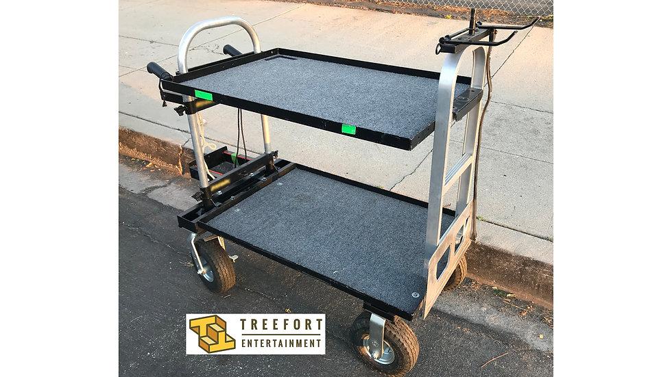 Magliner Jr. Camera Cart w/ Shelf, C-Stand & Tripod Holder