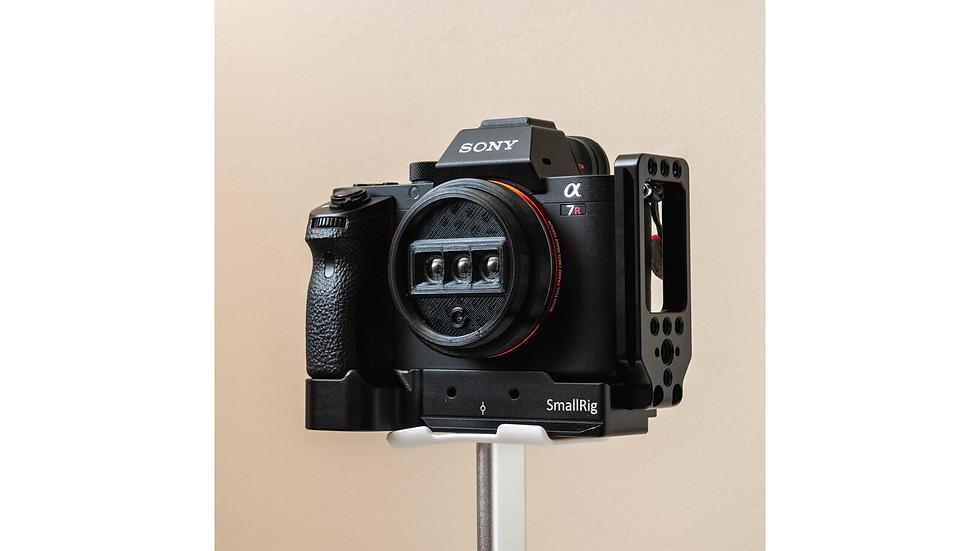 3D Stereoscopic Wiggle Lens for Sony E Mount Cameras