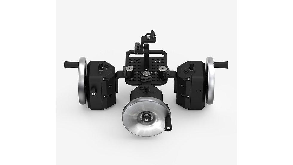 MoVI Wheels for MoVI Controller