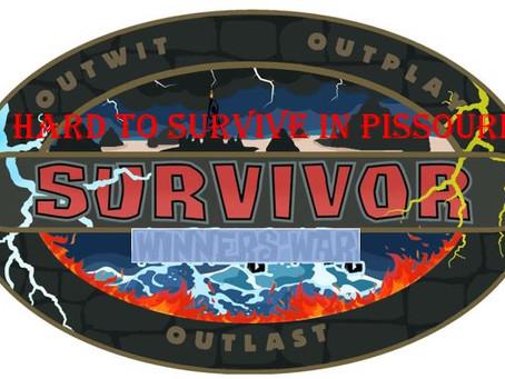 Hard to Survive in Pissouri