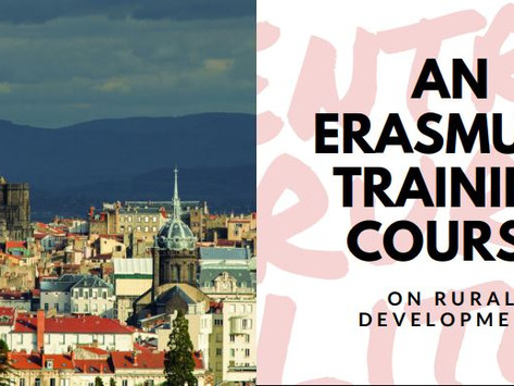 "Training Course KA105: ""ENTRERURALITES"""