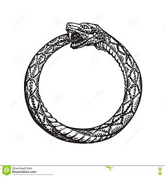 ouroboros-snake-eating-its-own-tail-eternity-infinity-symbol-isolated-white-background-82002976.jpg