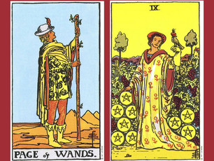 Understanding yet another Life Lesson with Tarot