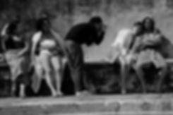 Sito personale del fotografo di scena Fabrizio Di Giulio, portfolio, film, tv, backstage video