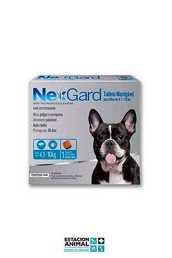 Nexgard Perros (4 a 10 kg)