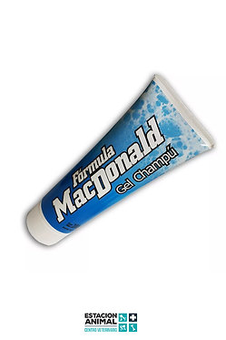 Shampoo fórmula Mac Donald