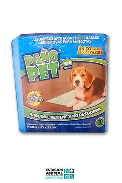 Paño Pet Mini x 10 unidades