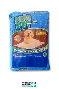 Paño Pet Maxi x 10 unidades