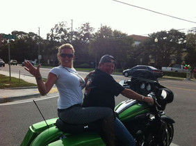What a great day for a Harley ride!!!  I