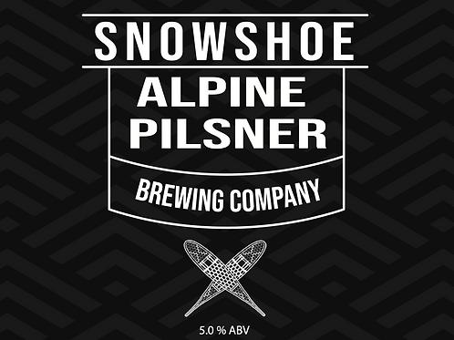 Alpine Pilsner  24 Pack