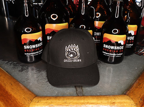 Grizzly Brown Ale Snapback Hat