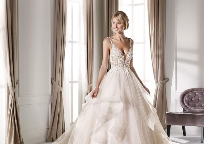 Nicole Spose @ TopBridal Paris | Paris Wedding Dress | Paris Robe de Mariée | 巴黎婚纱