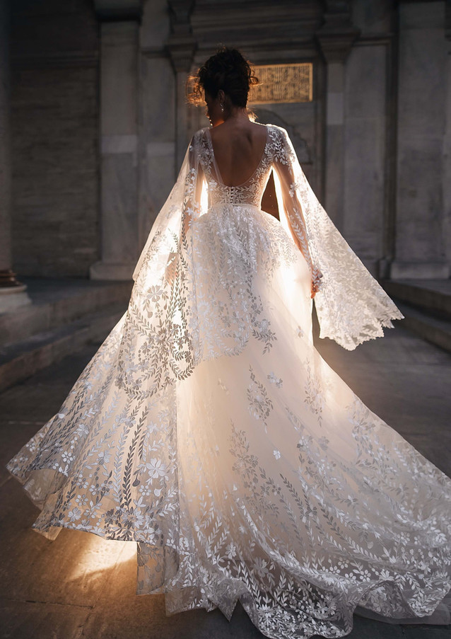 Rara Avis @ TopBridal Paris | Paris Wedding Dress | Paris Robe de Mariée | 巴黎婚纱