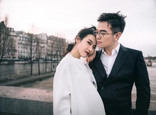 TOPBRIDAL PARIS | About Paris Pre-Wedding 、French Wedding Makeup Sharing (1)