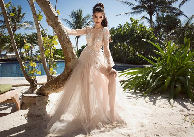 Dominiss @ TopBridal Paris   Paris Wedding Dress   Paris Robe de Mariée   巴黎婚纱