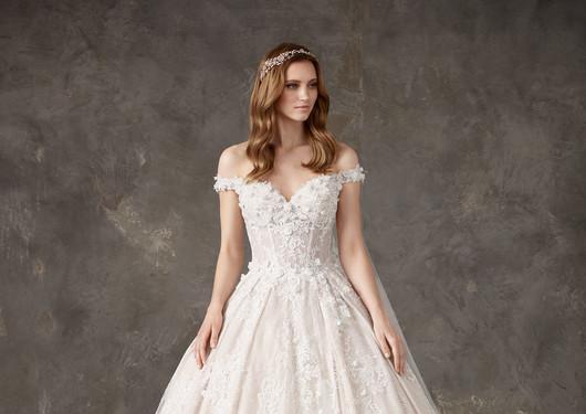 Pronovias Privée @ TopBridal Paris | Paris Wedding Dress | Paris Robe de Mariée | 巴黎婚纱