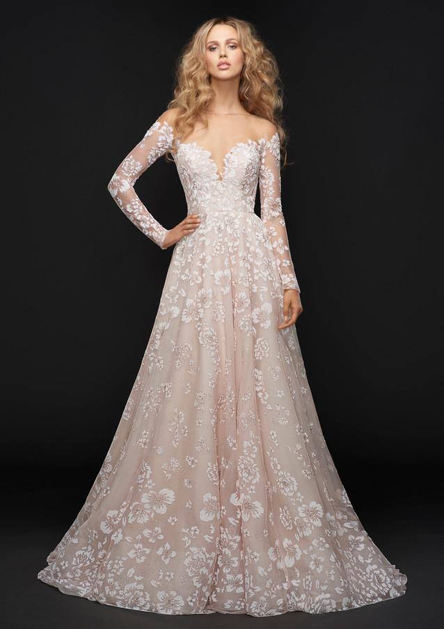Hayley Paige @ TopBridal Paris | Paris Wedding Dress | Paris Robe de Mariée | 巴黎婚纱