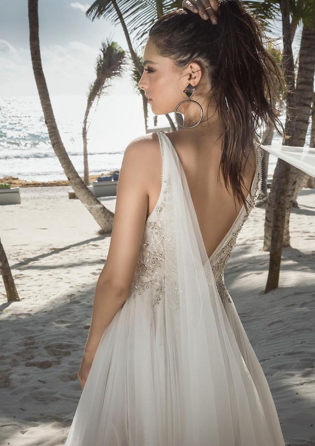 Dominiss @ TopBridal Paris | Paris Wedding Dress | Paris Robe de Mariée | 巴黎婚纱