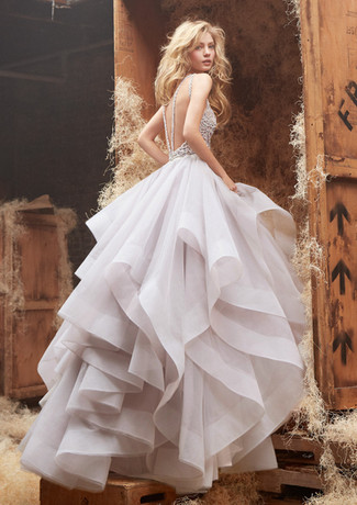 Hayley Paige @ TopBridal Paris | Paris Wedding Dress | Paris Robe de Mariée | 巴黎婚纱