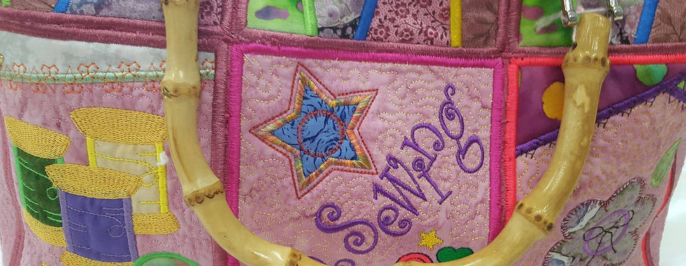 In the hoop embroidery