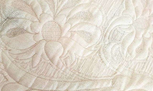 Free Motion Quilt