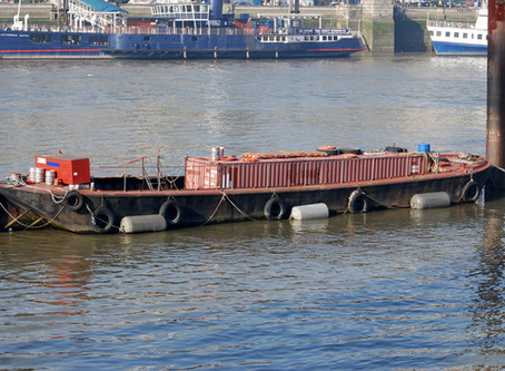 Rules concerning the technical regulations of single barges entered into force in Flanders on the 15