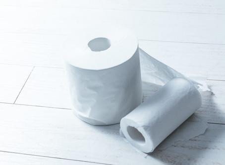 【ケチの雑学】 トイレットペーパーの一回分使用量は?