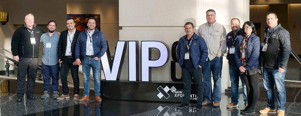 Leaders from AIRT and APD meet at AUVSI's XPONENTIAL 2019 in Chicago.