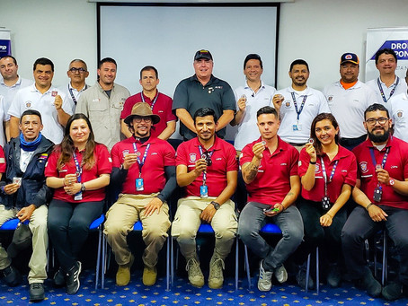 AIRT and APD Humanitario Unveil DRONERESPONDERS Latin America to Facilitate Drones For Good™