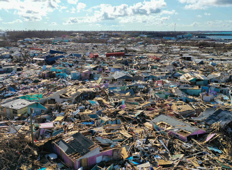 AIRT Drones Document Widespread Damage and Devastation Across Northern Bahamas