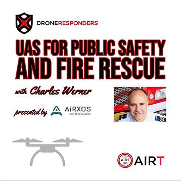 DRONERESPONDERS UAS for Public Safety Fi